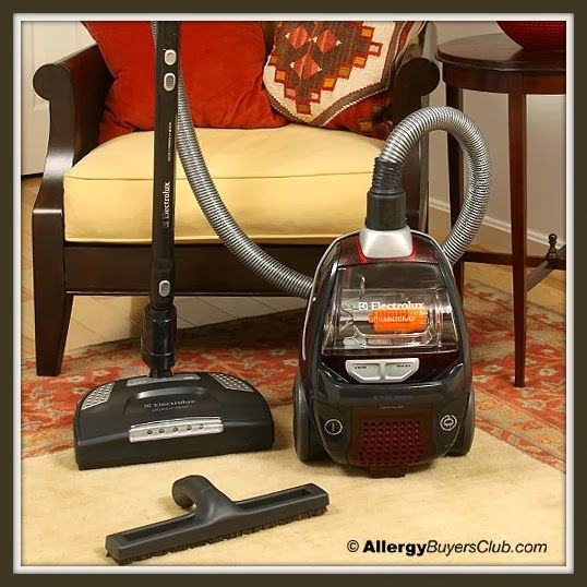 Party of Three, but Room for More: Electrolux Canister Vacuum #Giveaway ($399.00)