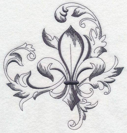baroque and fleur de lis on pinterest. Black Bedroom Furniture Sets. Home Design Ideas