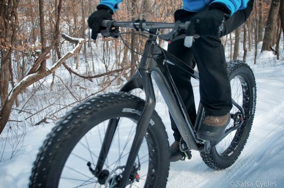 A sub 24lbs carbon fat bike! #fatbike #bicycle