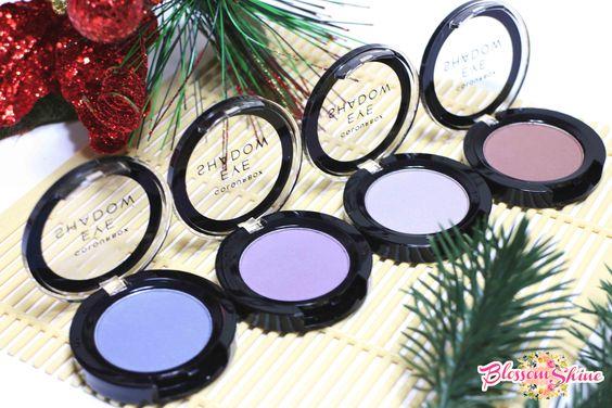 The Colour Box Mono Eyeshadow Squad