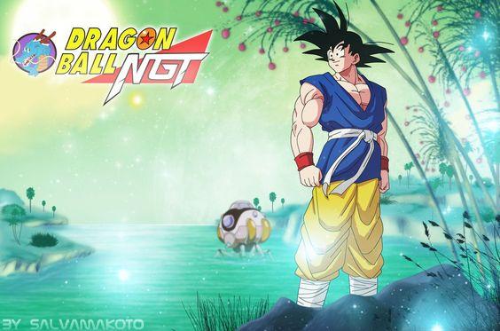 Dragon Ball Ngt by salvamakoto
