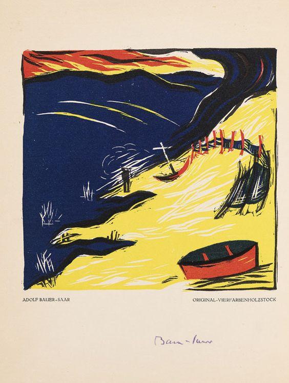 Rote Erde  Rote Erde, 1923.