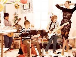 Sarah Jessica Parker estrela editorial de moda com os filhos - Pesquisa Google