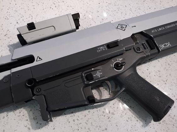 OBLIVION Rifle and Pistol Replicas – RPF Pulse