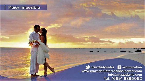 Que tu #boda sea memorable en Mazatlán y en el MIC, Mejor? Imposible!!! mas información en http://bodas.mazatlaninternationalcenter.com o info@mazatlanic.com #MICMejorImposible