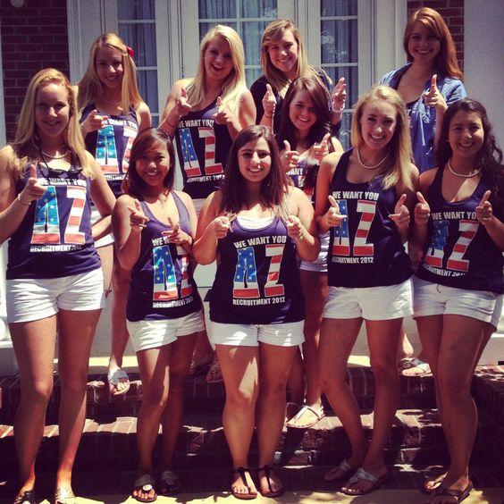"""USC DZ Recruitment Tanks """"We Want You"""" #deltazeta"""