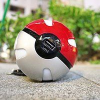 Cheap Dazzle Art World Pokemon Go Ball 10000mAh Power Bank [Pocket Monster…