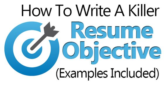 How to write a great resume objective. When you should use one and the mistakes to avoid. We have provided multiple examples of both good/bad objectives...