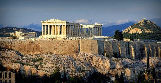 Οι 25 πόλεις που επηρέασαν την ιστορία του κόσμου -Η Αθήνα στην κορυφή (φωτο) | ProNews.gr