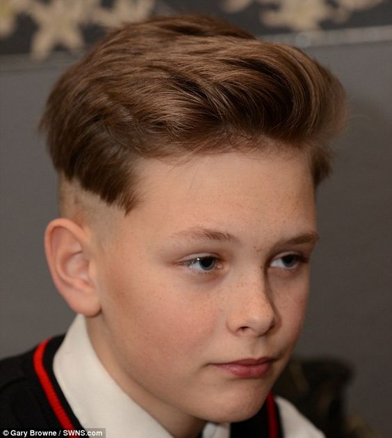 Prime Old Boys 6 Year Old And Boy Hairstyles On Pinterest Hairstyle Inspiration Daily Dogsangcom