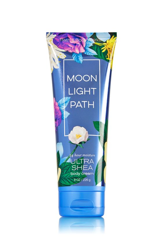 Moonlight Path Ultra Shea Body Cream