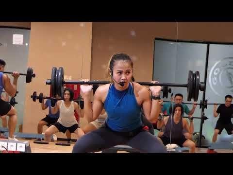 Body Pump 109 Track 2 Agatha Anggie Youtube Body Pump Body Pump Workout Bodypum