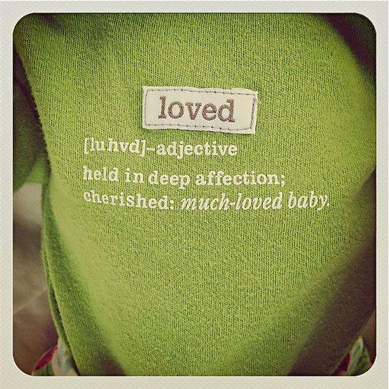 Loved #T_shirt #Loved
