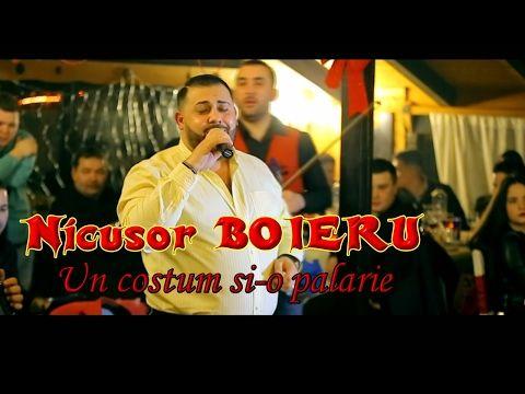 Nicusor Boieru Un Costum Si O Palarie Live 2017 Cover