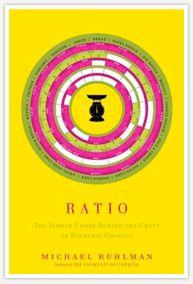Understanding the ratios of ingredients is endlessly helpful for recipe development