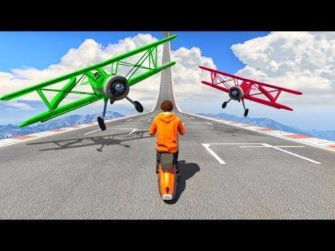 Hardest Plane Escape Skill Tests Ever Gta 5 Funny Moments