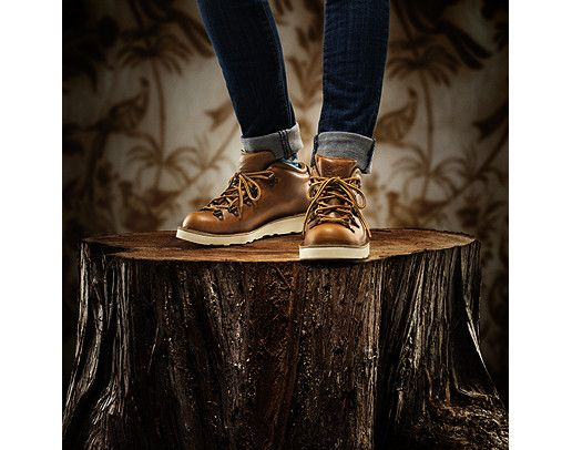Danner Boots for Women. How many women do you know can pull it off