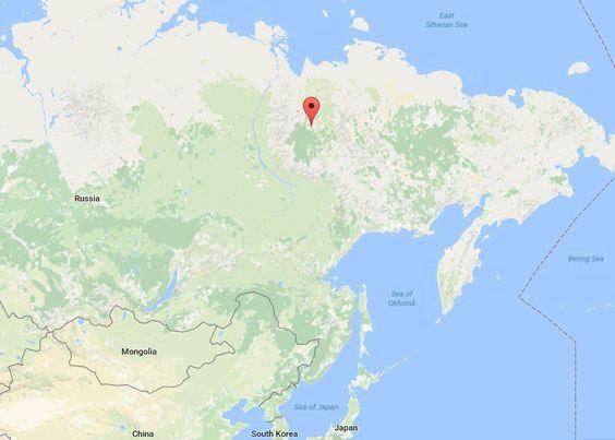 Verkhoyansk: Το πιο κρύο μέρος στον κόσμο