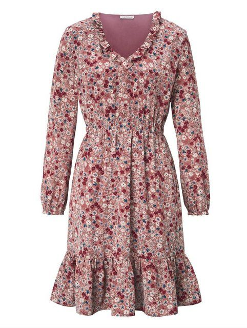 Copo De Nieve Kleid Mit Floralem Boho Print Kaufen Kleider Langarmelige Kleider Und Mode