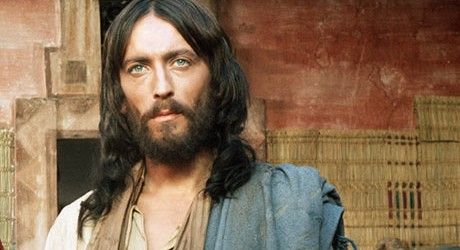 """""""Designed in 1977 by Franco Zeffirelli, Jesus of Nazareth is the most famous and longest biblical movie ever told. The movie, impeccably made, presents the biblical drama and broad the evocation of life and suffering of Jesus Christ, from birth to the crucifixion. Zeffirelli emphasizes the human side of Christ. Moreover, the lead actor Robert Powell played the title brings the best interpreter of Jesus."""""""