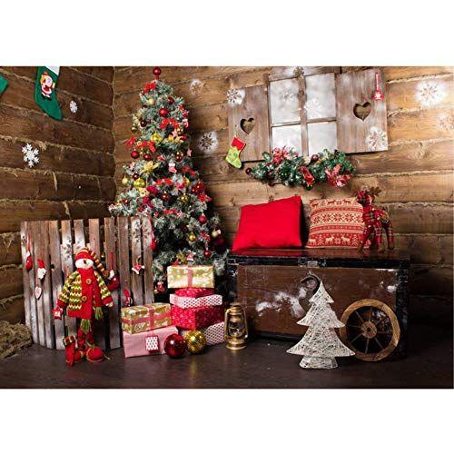 Vintage Christmas Photo Backdrop 7x5ft Red Christmas Ball Https Www Amazon Com Dp Christmas Photo Booth Backdrop Christmas Backdrops Christmas Photo Booth