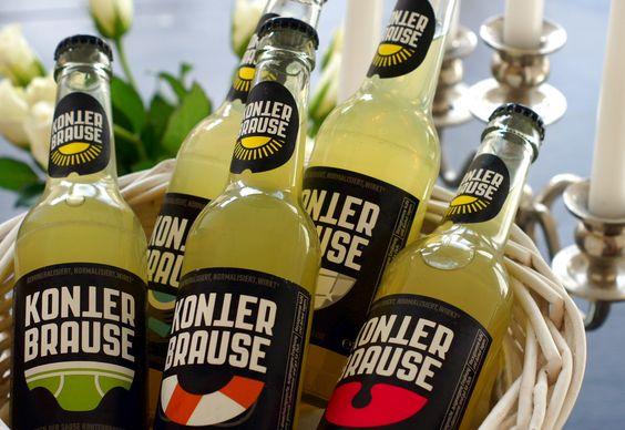 Konterbrause Idee für Gastgeschenk: Kein Hangover für die Hochzeitsgäste :))) Gesunder Anti-Kater Drink mit Elektrolyten.
