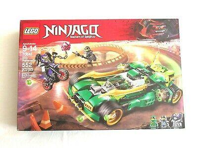 Ninja Nightcrawler 70641 552 Pcs LEGO® NINJAGO®