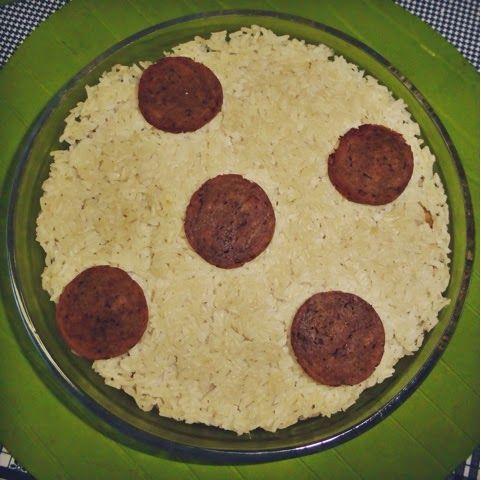 Twinkle Twinkle Little Vegan : Empadão de arroz e Soja