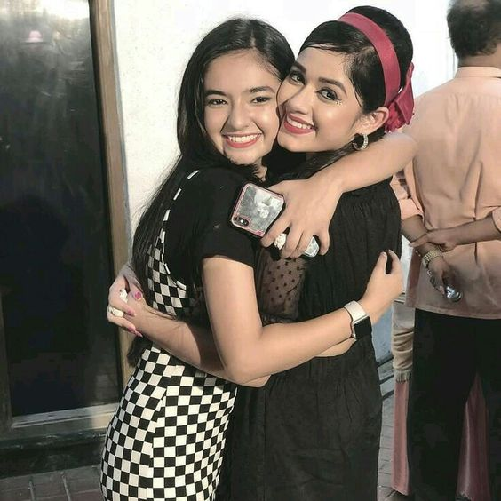 Anushka Sen and Jannat Zubair's Friendship: Here's all you need to know about the gorgeous divas and their lively bond