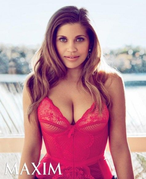 """Danielle Fishel: """"YOU are the reason anorexia exists"""" she is so gorgeous! glad she's fighting back"""