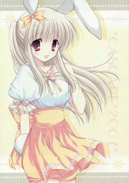 #Anime #Bunny #Ears #Girl♥ | Cute anime pictures ...