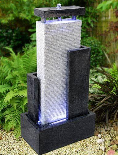 http\/\/wwwdesigner-brunnende\/Edelstahlbrunnen\/edelstahlbrunnen - gartenbrunnen modernes design