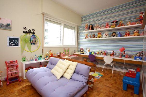 Ambientes de fantasia, brinquedotecas são sonhos de pais e filhos http://uol.com/bjcwq9