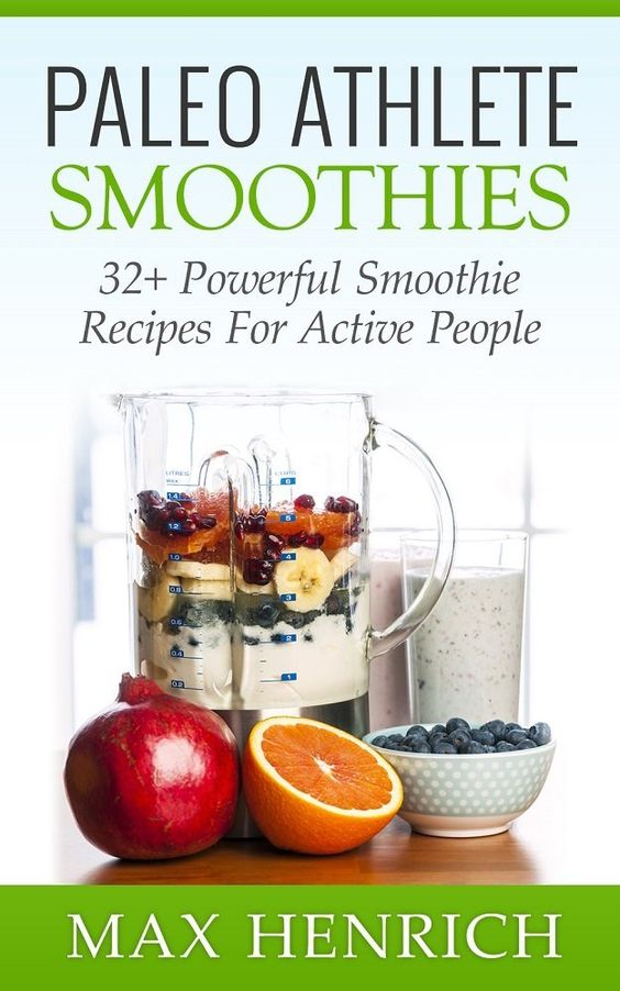 FREE TODAY !!   Paleo Athlete Smoothies: 32+ Powerful, Smoothie Recipes For Active People! (Perfect For Everyday Athletes) [Kindle Edition]  #AddictedtoKindle