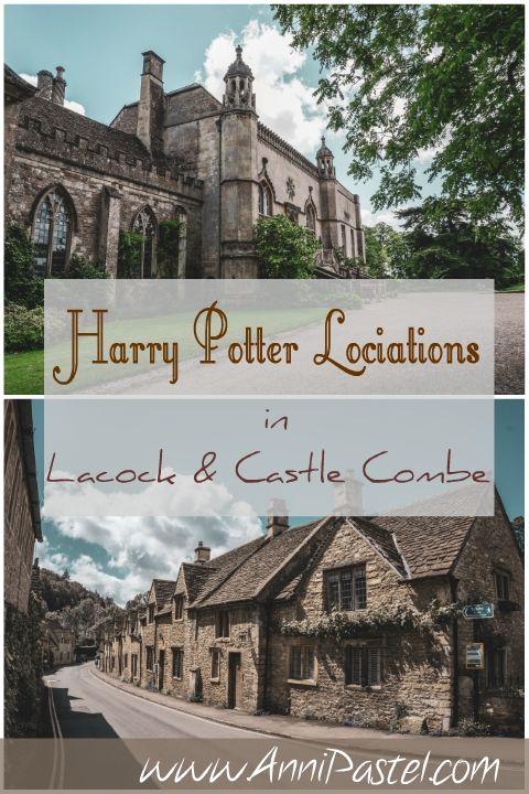 Castle Combe Und Lacock Abbey Auf Harry Potters Spuren Alnwick Castle Reisen Harry Potter Schloss