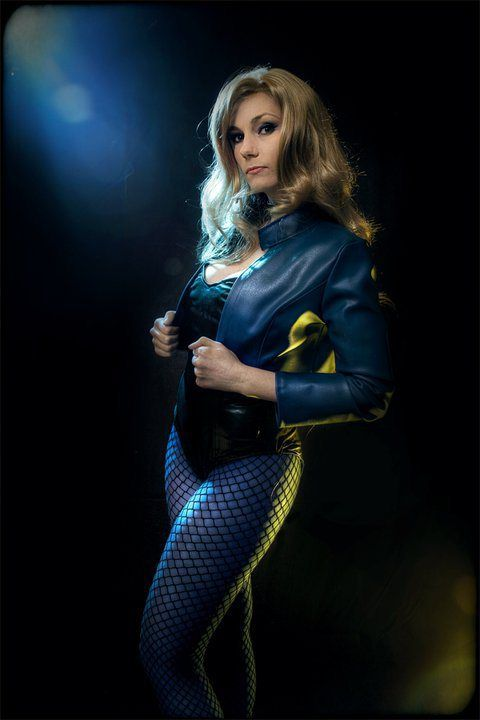 Pics For > Black Canary New 52 Cosplay