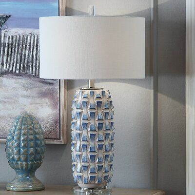 Transitional Ceramic Table Lamp