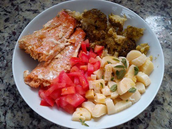 Eu que fiz!: Quase lanche da tarde..... - #paleo  #lowcarb  #comidasaudavel  #lchf  #euquefiz