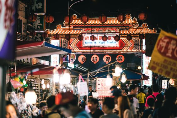Beautiful Chaos - Raohe Street Night Market is one of those wonderful places…