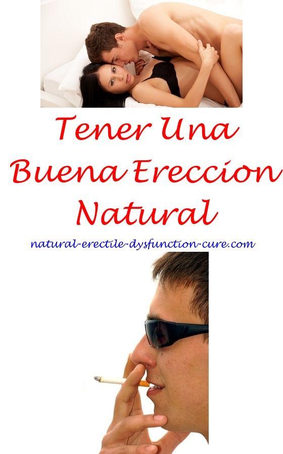 medicamentos naturales contra la disfuncion erectil