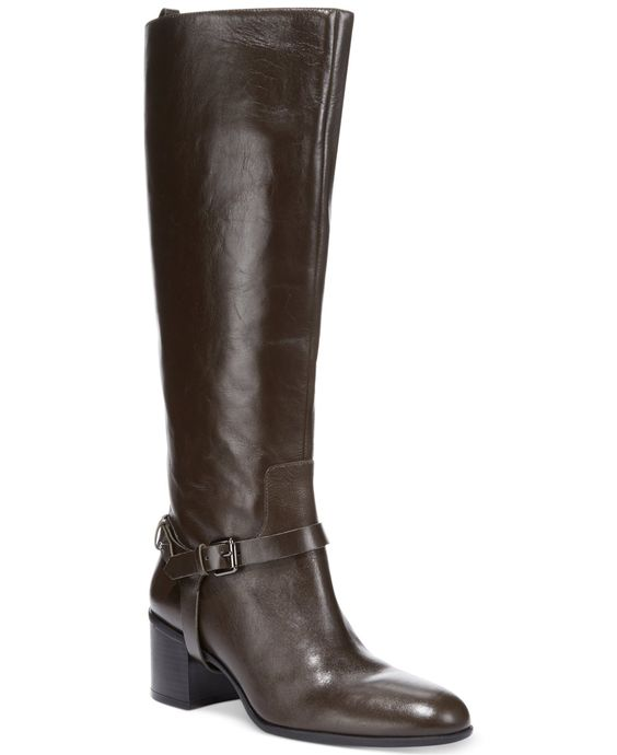 Enzo Angiolini Colston Tall Boots - Boots - Shoes - Macy's