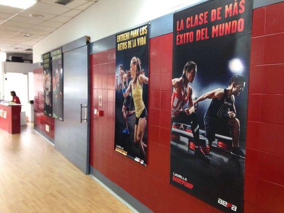 Visita nuestro #gimnasio #Sportia24h.