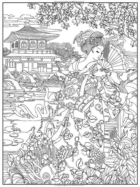 Japan Coloring Page Coloring Pages Free Kids Coloring Pages Free Coloring Pages