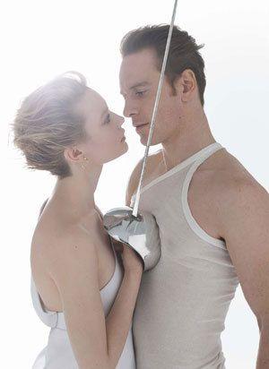 Mia Wasikowska & Michael Fassbender :)