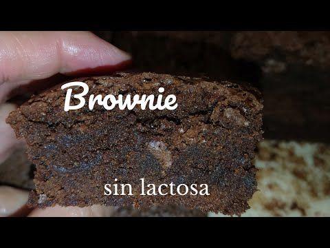 Receta De Brownie Sin Manteca Con Aceite Fácil Y Barato Y Sin Lactosa Youtube Receta De Brownies Brownies Fáciles Brownies