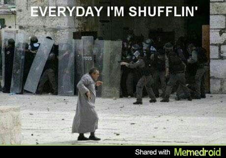 Shuffelin'