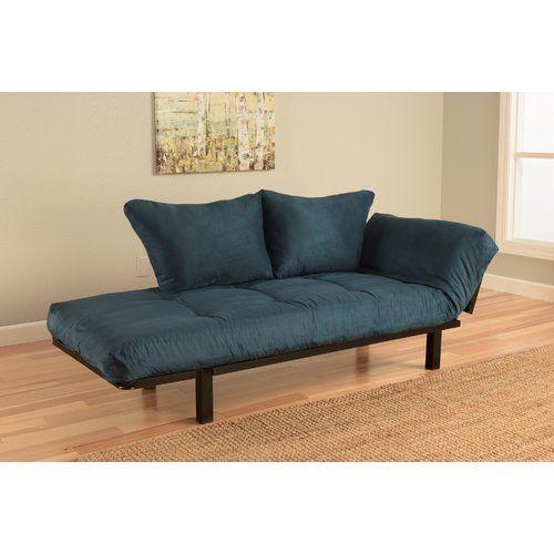 Edge Multi Positional Futon Set Natural Wood Frame Futon Living Room Futon Sofa Furniture