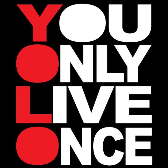 YOLO You only live once by Drake Logo Graphic T Shirt ...