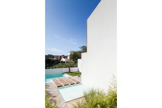 """hoek"" zwembad SilverWoodHouse - João Morgado - Fotografia de arquitectura | Architectural Photography"