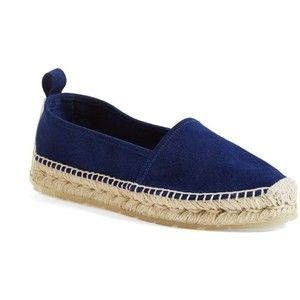 Effortless Everyday Style: Espa-drool Balenciage Suede Espadrille